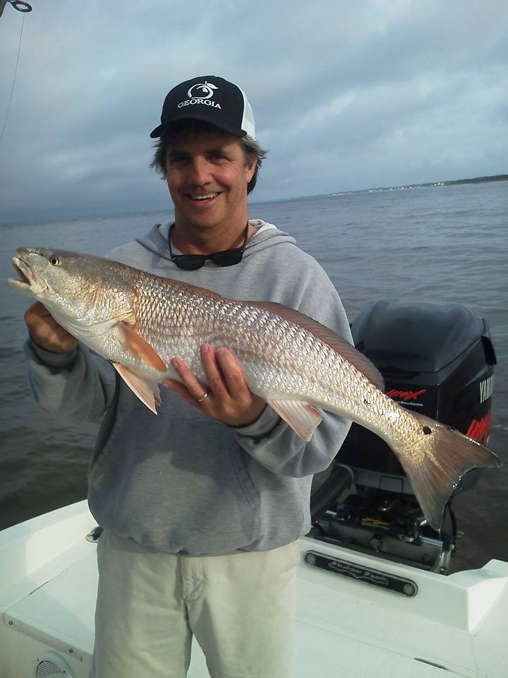 Cape san blas family redfish trip perfect cast for Cape san blas fishing