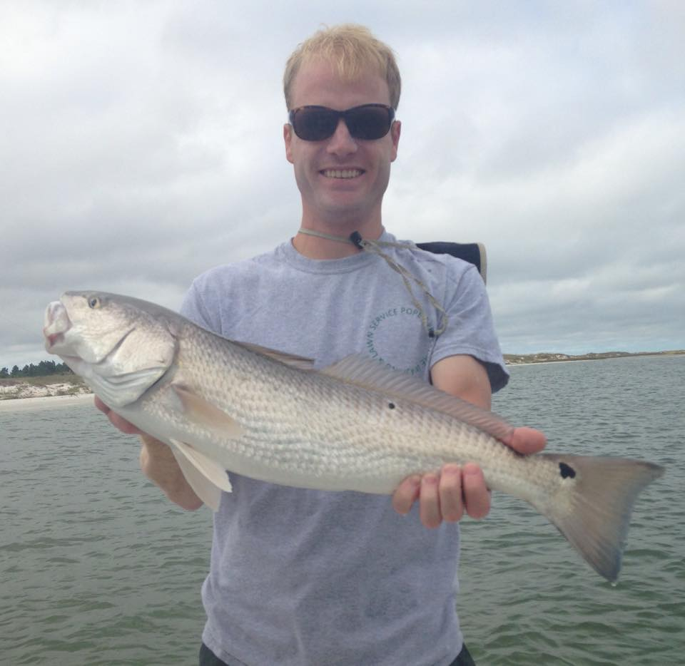 Cape san blas inshore fishing slam perfect cast charters for Cape san blas fishing