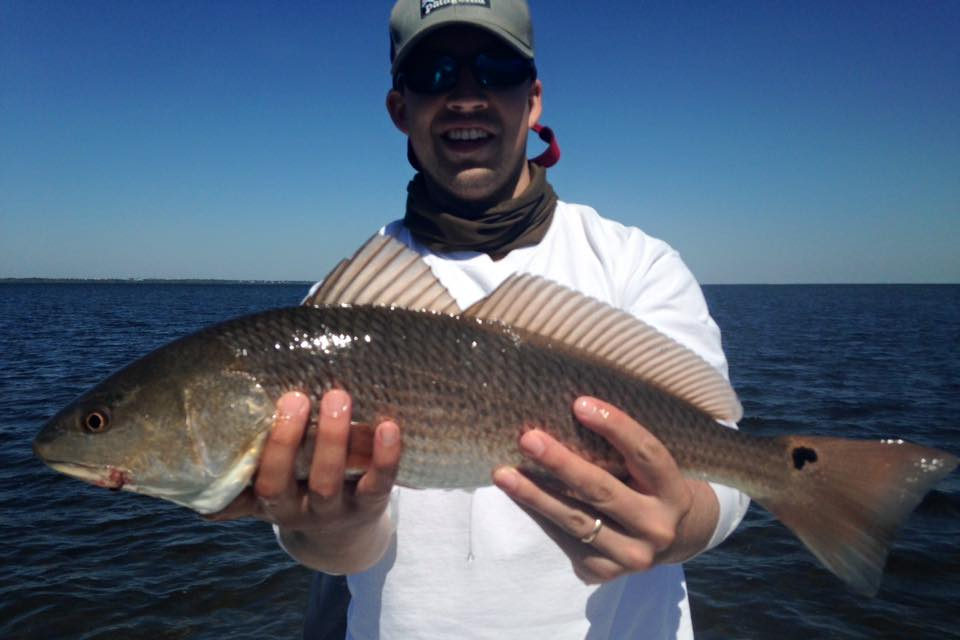 Cape san blas redfish 4 8 16 perfect cast for Cape san blas fishing