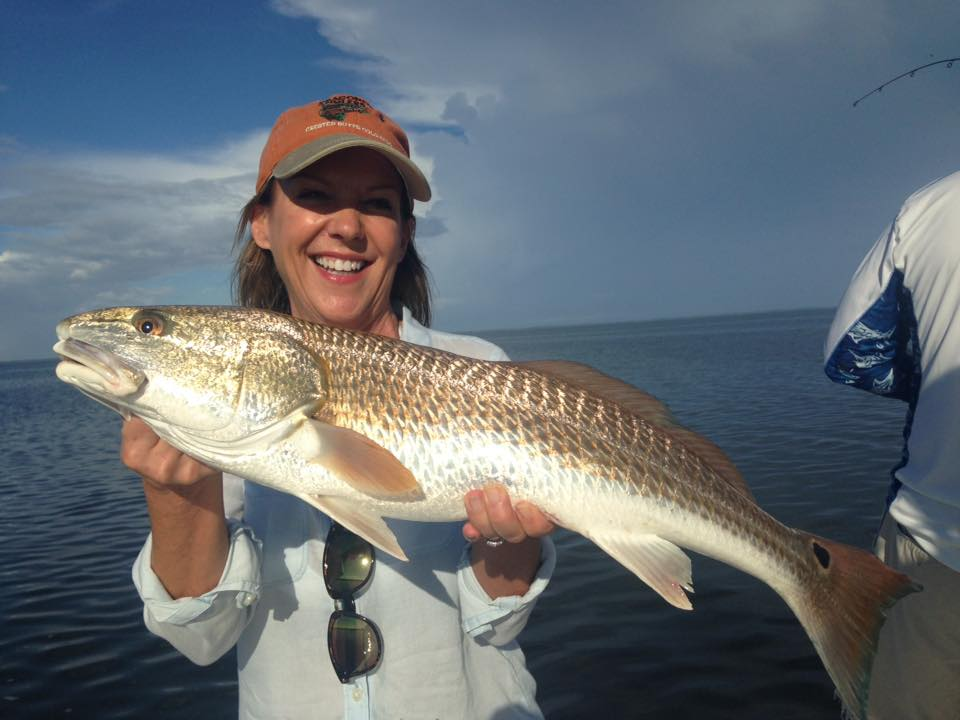 another redfish explosion out of cape san blas perfect